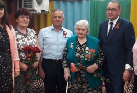 поздравление ветеранов с праздником великой победы
