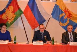 Прошла открытая сессия Совета Вольненского сельского поселения