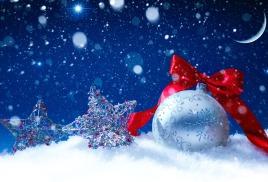 Праздничные мероприятия, посвященные Новому году