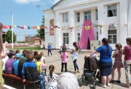 карамельный праздник село Марьино