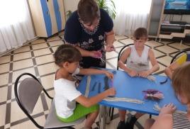 Мастер-класс «Текстильная кукла: семейная пара»