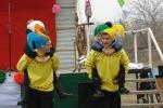 Масленичные забавы состоялись в селе Вольном